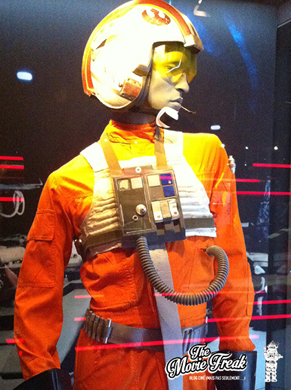 La tenue de pilote de Luke Skywalker.