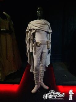 Costume d'Amidala sur L'Attaque Des Clones.