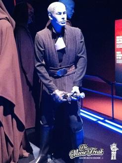 Costume sombre de Luke sur Le Retour Du Jedi.