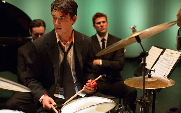 MILES TELLER Character(s): Andrew Neyman Film 'WHIPLASH' (2014) Directed By DAMIEN CHAZELLE 16 January 2014 SAM45964 Allstar Collection/BLUMHOUSE PRODUCTIONS **WARNING** This Photograph is for editorial use only and is the copyright of BLUMHOUSE PRODUCTIONS and/or the Photographer assigned by the Film or Production Company & can only be reproduced by publications in conjunction with the promotion of the above Film. A Mandatory Credit To BLUMHOUSE PRODUCTIONS is required. The Photographer should also be credited when known. No commercial use can be granted without written authority from the Film Company. 1111z@yx