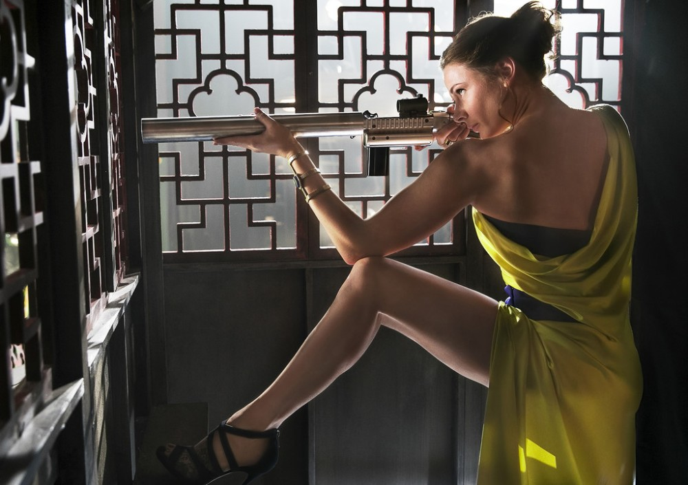 MISSION: IMPOSSIBLE - ROGUE NATION DE CHRISTOPHER MAC QUARRIE REBECCA FERGUSON