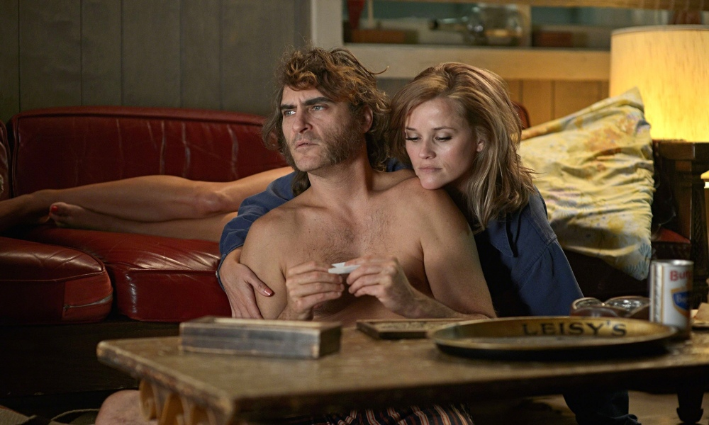 Inherent Vice with Joaquin Phoenix and Reese Witherspoon