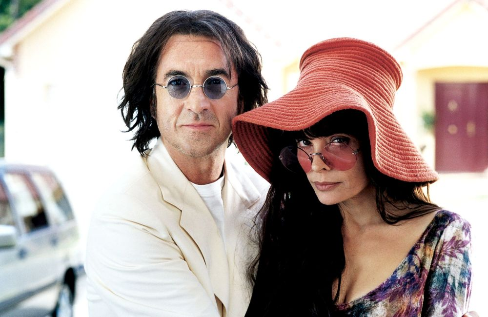 Janis et John de Samuel Benchetrit avec Francois Cluzet, Marie Trintignant, 2003