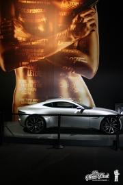 L'Aston Martin DB-10 vue dans SPECTRE