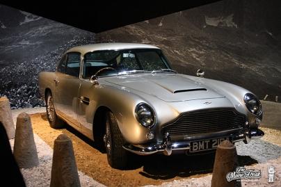 La légendaire Aston Martin DB-5