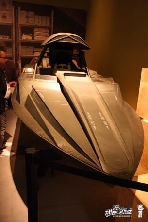 Jet boat conçu pour LE MONDE NE SUFFIT PAS