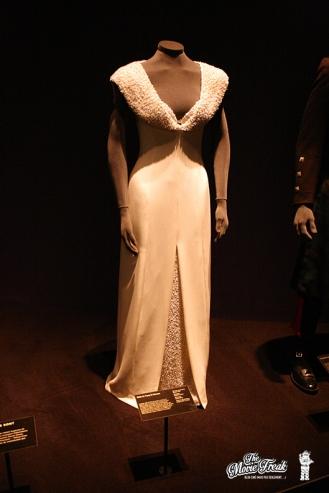 Robe de Tracy Bond (Diana Rigg) dans AU SERVICE SECRET DE SA MAJESTÉ