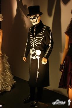 Costume de la séquence d'intro de SPECTRE