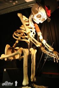 Marionnette géante vue dans l'introduction de SPECTRE
